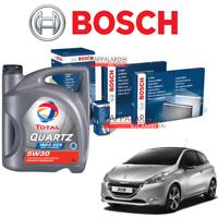 Filtro ARIA BOSCH si adatta a Peugeot 207 1.4 HDI #1 consegna veloce