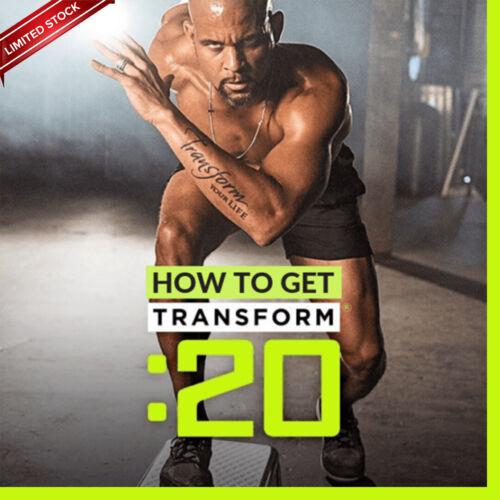 Transform 20 Workout + Bonuses 🔥