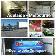 Tailor Made Interstate Transport - MEL-ADL +return Melbourne CBD Melbourne City Preview