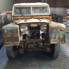 1960 Land Rover Series 2 SWB - (Rover 6 Cylinder) Osborne Park Stirling Area Preview