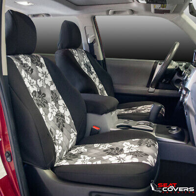 CUSTOM FIT NEO-HAWAIIAN FRONT SEAT COVERS for 1991-1997 Volvo 960 Models Seat Covers Hawaiian Cover