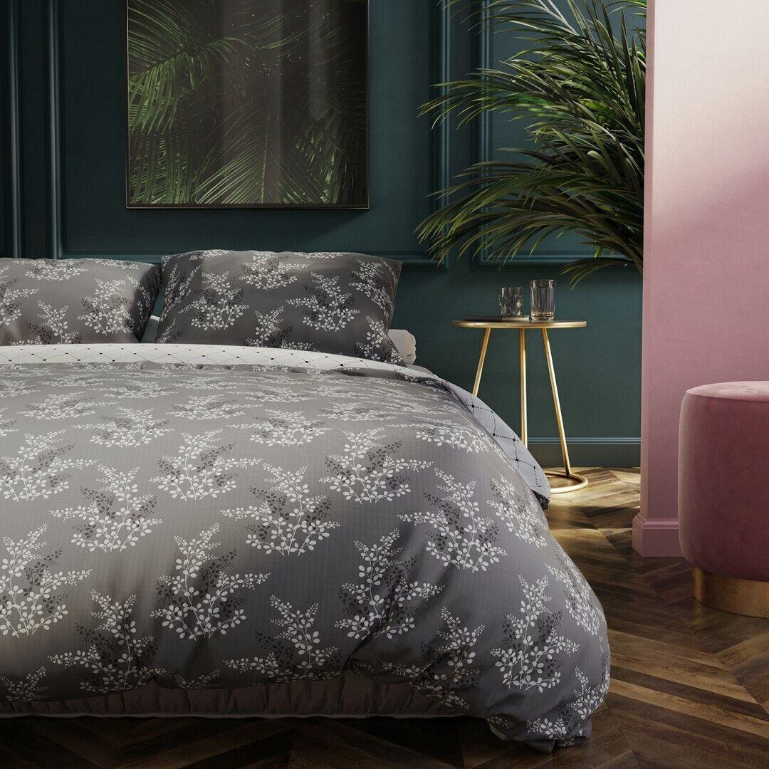 Bettwäsche warme Microfaser Bettbezug Bettwaren moderne Farbe Größe wählbar