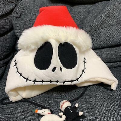 Disney Tokyo Disney Resort Fan Kappe Jack Nightmare Before Christmas Halloween