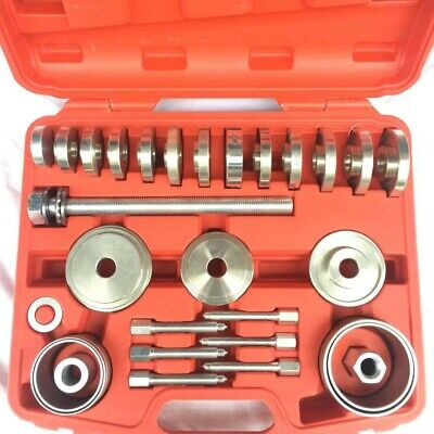 Bearing Installation Tool - 31pc Wheel Bearing Removal &Installation Tool Kit for Front-Wheel Drive Sale