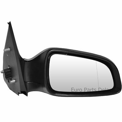 Primed Electric Heated Wing Door Mirror Right OS for Vauxhall Astra H 2004 2009