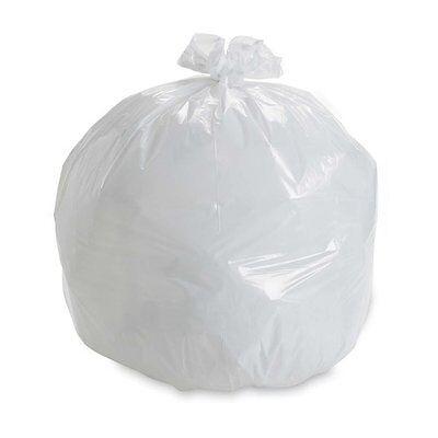 White Waste Sacks 18 x 29 x 38