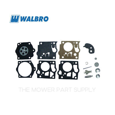 Pack of 2 Carburetor Repair//Rebuild Kit Replaces Walbro K10-SDC