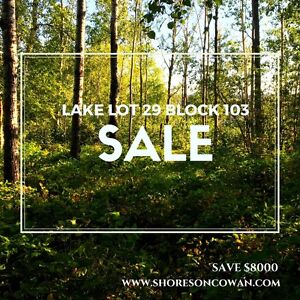 LAKE LOT  $82,900 **ON SALE FOR $74,900**
