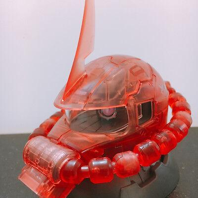 Gundam Exceed Model Vol.2 Zaku Head Figure ~ MS-06F Zaku II Crystal @13483 for sale  San Dimas