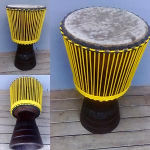 Djembe drum Tootgarook Mornington Peninsula Preview
