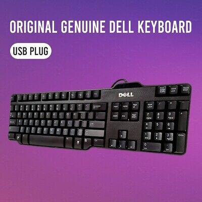 Dell Keyboard L00/SK8115/RT7D50/W7658 USB Wired Black Standa