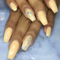 Pose d'ongles, rehaussement et extension de cils