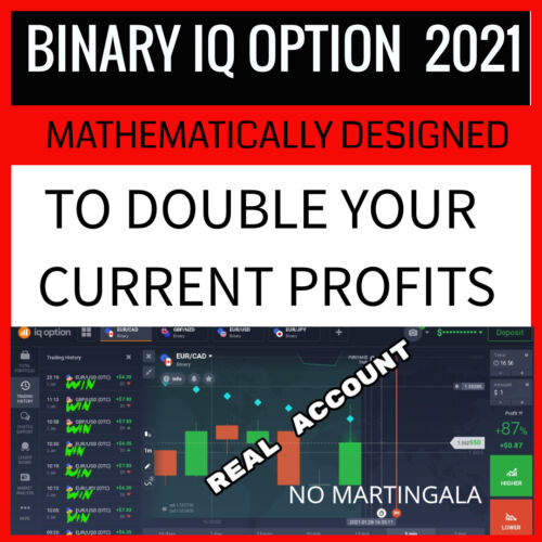 BINARY IQ OPTION TRADING SYSTEM STRATEGY - MATHEMATICALLY DESIGNED TO WIN OR WIN