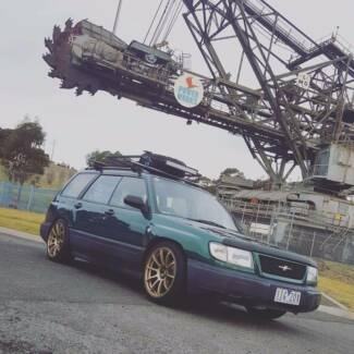 97 Forester Traralgon Latrobe Valley Preview