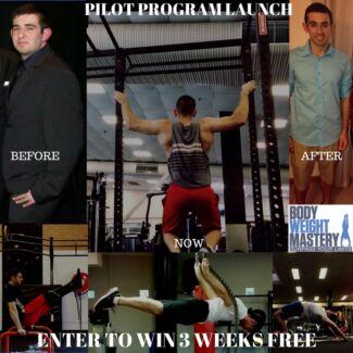 Register To Win 3 Weeks FREE!