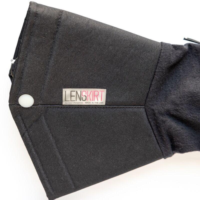 Lenskirt Anti-Reflection Portable Flexible Lens Hood - Fits Any Lens