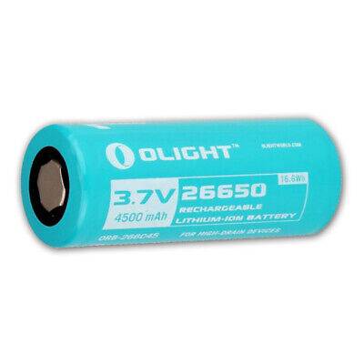 Olight 266C45 4500mAh Rechargeable Battery for Olight R40, R50 & R50 PRO