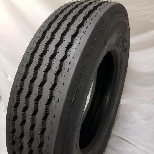 11r24.5 Steer All Positions Tires (4-tires) Road Crew # R150 New 14 Ply Tires
