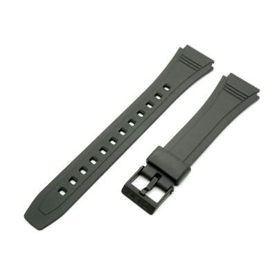 CASIO 10079756 Resin Watch Band for DATABANK DB-36 DB36 DB36
