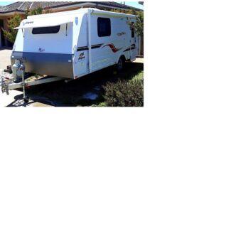 Jayco Starcraft 15 foot pop top caravan, 2017 Bonner Gungahlin Area Preview