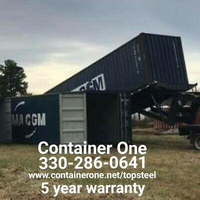 Steel Conex Storage Shipping Container Sale In Cleveland