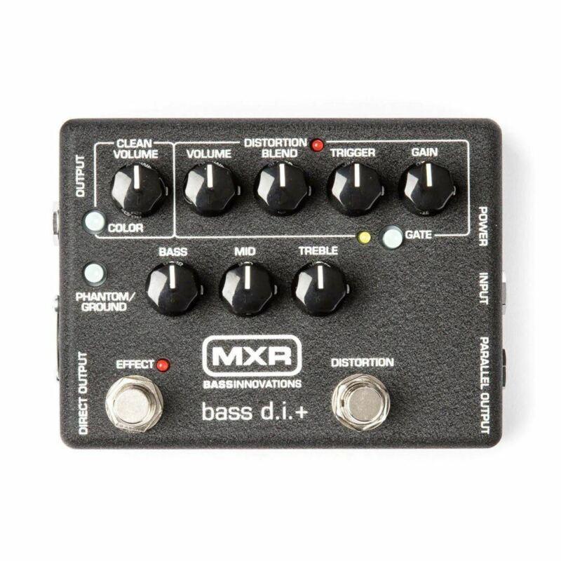 MXR® M80 BASS DI+