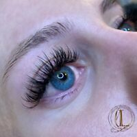 Eyelash extensions Pickering