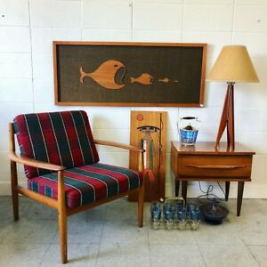 Midcentury, Teak & Vintage *Delivered*