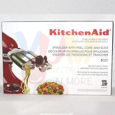 KitchenAid Spiralizer Attachment KSM1APC for Stand Mixer