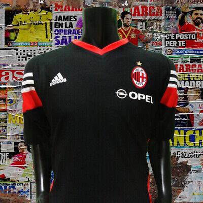 AC Milan training soccer jersey 1999 - 2000 size XL