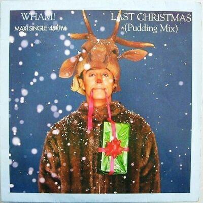 Wham Last Christmas Pudding Mix Dutch 12