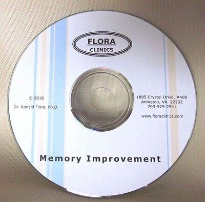 MEMORY IMPROVEMENT - Self-Hypnosis CD