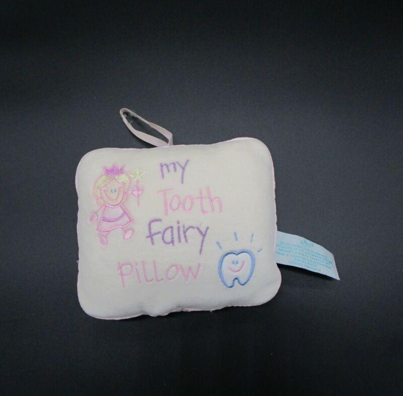 "Russ Berrie ""My Tooth Fairy"" Door Hanger Pillow Pouch  Stuffed Gift"