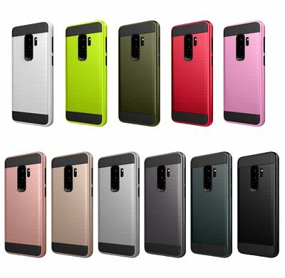 Polycarbonate Silicone (Hybrid Slim Fit Polycarbonate and Silicone TPU Hard Case For Samsung Galaxy)