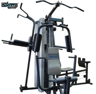 Home GYM Multi-function HEAVY DUTY With 300LB Weight stack