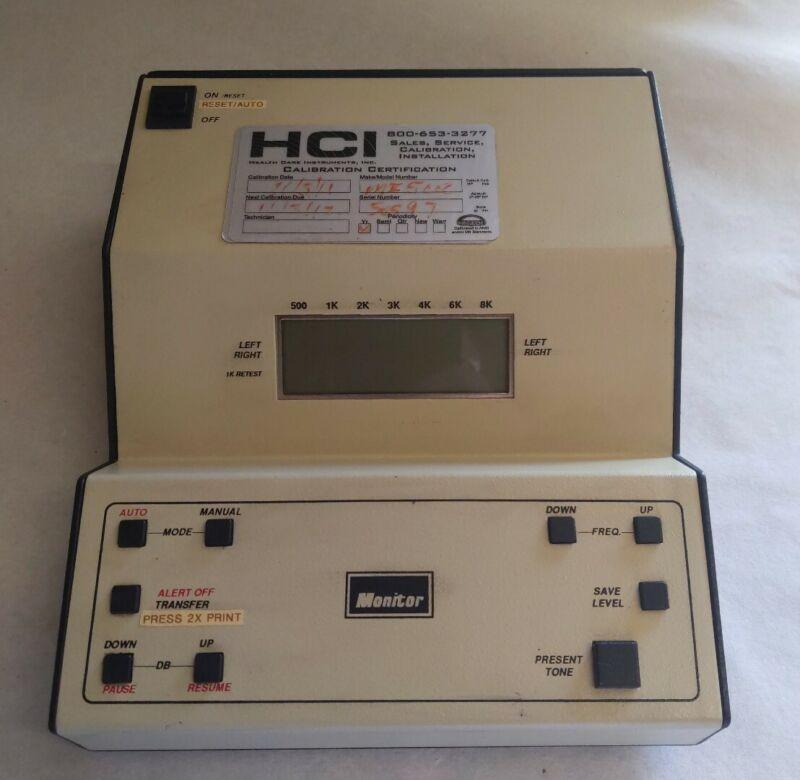 Monitor Instruments MI-5000B Type 4 Audiometer Series II