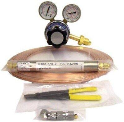 Buck Scientific 600-c350 Gas Line Installation Kit For Hydrogen