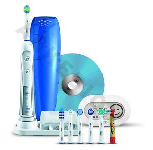 oral b brosse dents lectrique rechargeable triumph 5000. Black Bedroom Furniture Sets. Home Design Ideas