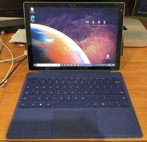 "Microsoft Surface Pro 4 12.3"" 1724 128Gb Silver"
