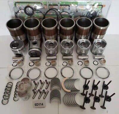 6d114 S6d114 Engine Rebuild Kit Fits Komatsu Pc300-7 Pc350-7 Pc360-7
