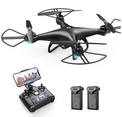 Unsullied Stone HS110D FPV RC Drones with 1080P WiFi HD Camera Live Video Quadcopter