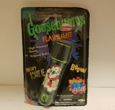 Goosebumps CURLY FLASHLIGHT 1996 NEW, used for sale  Shipping to Canada