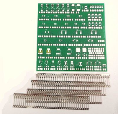 Prototype Breadboards For Surface Mount Smt And Smd Cut Apart Diy Pcb