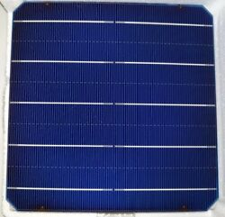 SUNKET 4.98W Photovoltaic Mono Solar Cell 6x6 for DIY Solar Panel  pack of 100