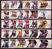 Gran Bretagna London 2012 Olympics Um,nuovo Senza Linguella Set Completo Di 29 -  - ebay.it
