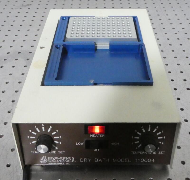 R175086 Boekel Dry Bath Model 110004 Incubator Block Heater