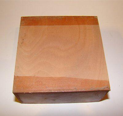 Bombilla Amortiguada 12x12x6,5cm Madera,Madera para Torneado,Pedazo 1m = 60,83€