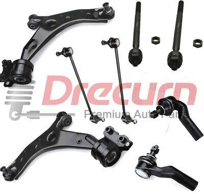 8Pcs Suspension Kit Control Arm  For Mazda 3 Non-Turbocharged MAZDA 5 (3 Control Arm)