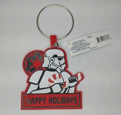 Star Wars Christmas Happy Holidays Door Knob Hanging Decoration