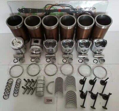 Engine 3306 Overhaul Rebuild Kit For Cat Excavator E350 E350l E235b E235c E235d